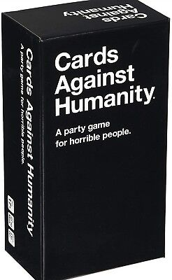 Cards Against Humanity Full Base Set Pack Party Game