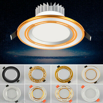 """2.5"""" 3W 5W LED Ceiling Downlight Dimmable Recessed Spot Light Bulbs Home Decor"""
