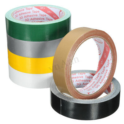 New Duck Duct Gaffa Gaffer Waterproof Self Adhesive Repair Cloth Tape 6