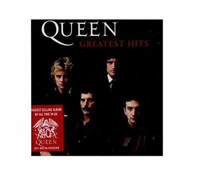 Queen - Greatest Hits I (2011 Remaster) - Queen CD JAVG The Fast Free Shipping