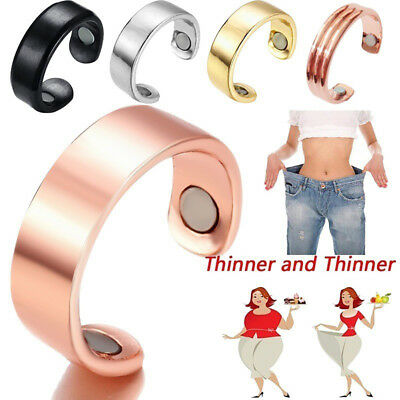 Anti Snoring Magnetic Therapy Ring Pain Relief for Arthritis and Carpal Tunnel