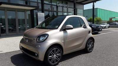 Smart fortwo coupe' 90 turbo twinamic passion