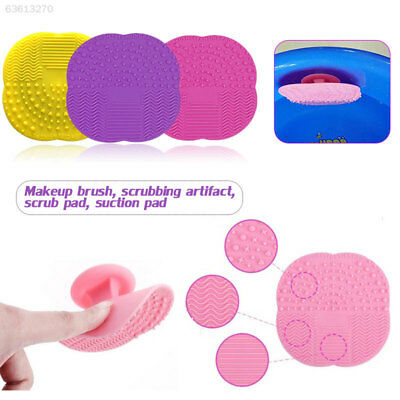 2AA3 Silicone Makeup Brush Cleaner Cosmetic Brush Cleanser Kit Cleaning