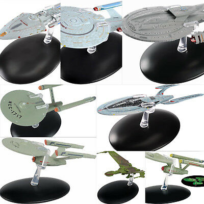 Star Trek Eaglemoss Convention Special Issues w Magazine- Your Choice of 8