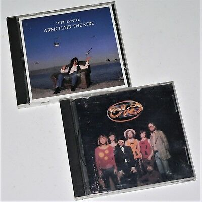 Jeff Lynne - Armchair Theatre / Electric Light Orchestra  - Elo Classics - 2 Cd