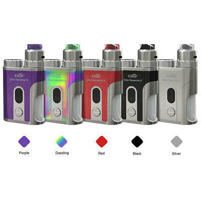Eleaf iStick Pico Squeeze 2 100W Squonk Kit with Coral 2 RDA 4000mAh