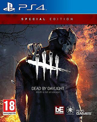 Dead by Daylight SPECIAL EDITION (PS4) BRAND NEW SEALED