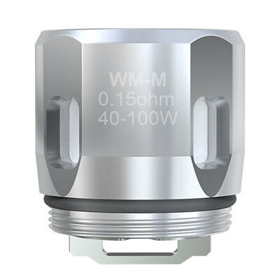 Wismec WM-M Replacement Coils (Pack of 5)