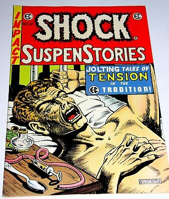 Shock Suspenstories #12 - E.c. Classic Reprint #3
