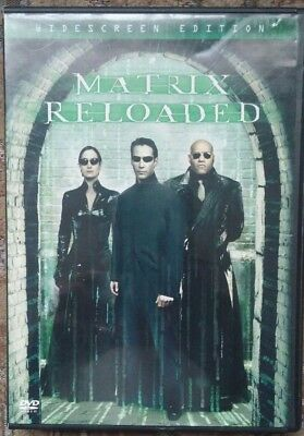 The Matrix Reloaded [Widescreen Edition] [DVD]