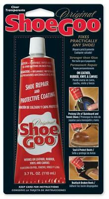 Eclectic Products Shoo Goo Shoes Boots Waders Repair 3.7 oz Tube Clear