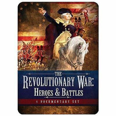 Revolutionary War - Heroes and Battles - Collectable Tin Coby Batty, John D. Pa