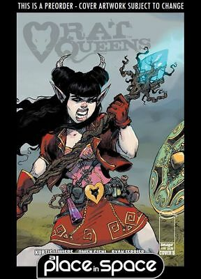 (Wk05) Rat Queens #14B - Valentino Variant - Preorder 30Th Jan