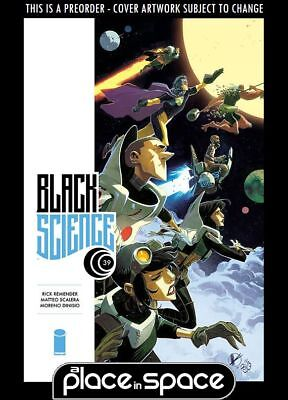 (Wk05) Black Science #39A - Preorder 30Th Jan