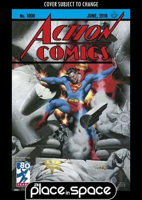 Action Comics, Vol. 3 #1000B - Steve Rude 1930'S Variant (Wk16)