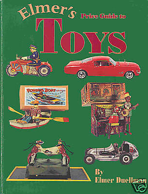 "Gspkw "" Elmer,s Price Guide To Toys Vol. 1""   Super !!"