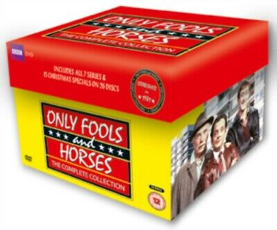 Only Fools and Horses - The Complete Collection [DVD] [1981], 505...