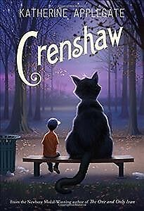 Crenshaw, Hardcover by Applegate, Katherine, ISBN-13 9781432860745 Free shipp...