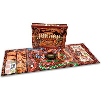 JUMANJI The Game Board - Family Action For Kids Friends Party Fun Games
