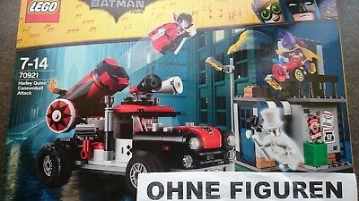 Kanonenkugelattacke 425 Teile The LEGO® Batman Movie 70921 Harley Quinn