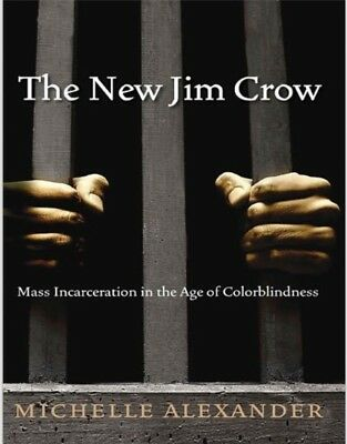 The New Jim Crow by Michelle Alexander (E-book Only)