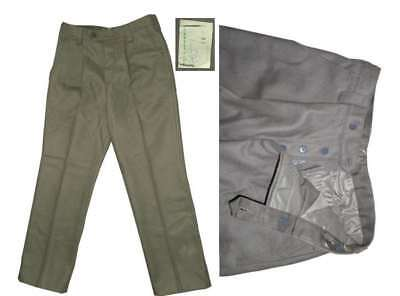 Deutsche Armee - NVA Uniform- Hose 1981 Größe k44 DDR East german army trouser