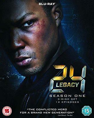24: Legacy Season 1 [Blu-ray], New, DVD, FREE & Fast Delivery
