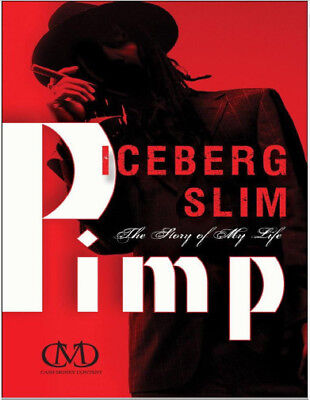 Pimp: The Story of My Life by Iceberg Slim (E-book only)