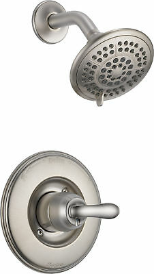 Delta T14294-SS Linden Monitor 14 Series Shower Trim Pack with Shower Head