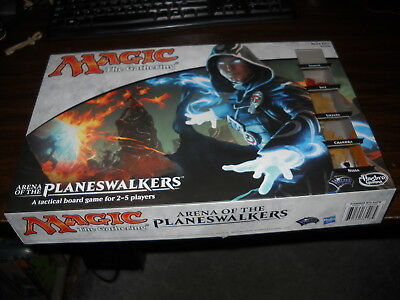 Hasbro: Arena of the Planeswalkers: Magic The Gathering Boardgame: Complete