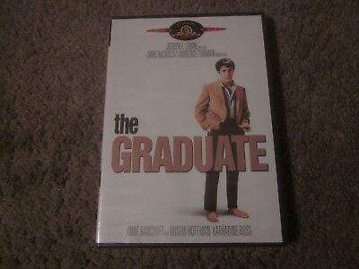 New Sealed The Graduate Dvd Dustin Hoffman