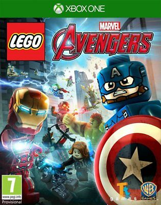 LEGO Marvel Avengers (Xbox One) BRAND NEW AND SEALED - IN STOCK - QUICK DISPATCH