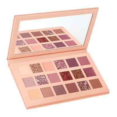 Brand New Huda Beauty Nude Eyeshadow Palette 18 Colours Free Post