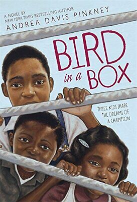 Bird In A Box by Pinkney, Andrea Davis Book The Fast Free Shipping