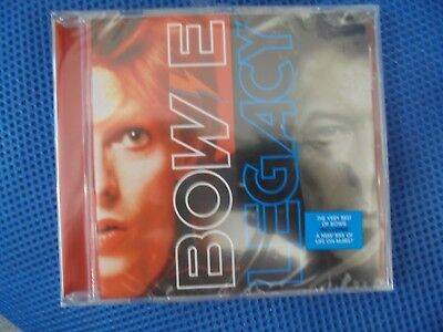 David Bowie - Legacy (The Very Best Of)  CD NEW/Sealed