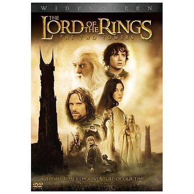 The Lord of the Rings: The Two Towers (DVD 2003 2-Disc Set Widescreen) NEW