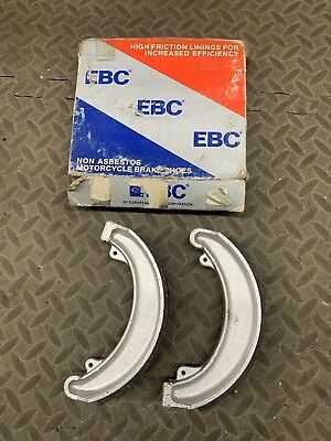 NOS EBC Brake Shoes 314 Honda