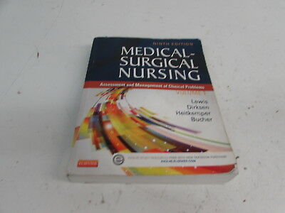 Medical-Surgical Nursing: Assessment and Management of Clinical Problems, 9th Ed