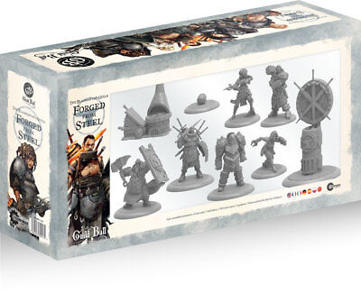Guild Ball: The Blacksmith's Guild: Forged From Steel