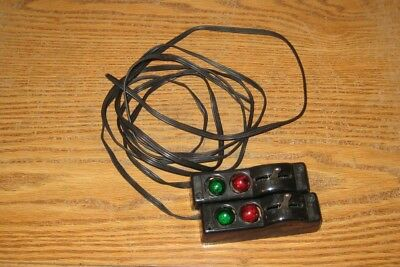 lionel k-line 022 switch controllers with good wiring (1231)