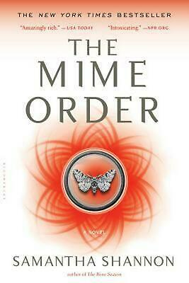 The Mime Order by Samantha Shannon (English) Paperback Book Free Shipping!