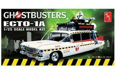 Ghostbusters Ecto-1 Station Wagon 1/25 scale skill 2 AMT plastic model kit#750