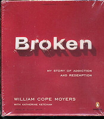 Audio book - Broken by William Cope Moyers   -  CD