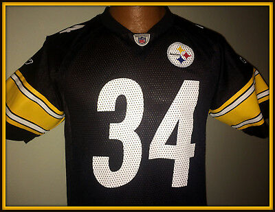 51db9be4a Pittsburgh Steelers Rashard Mendenhall Reebok Replica Jersey Youth Lg 14-16