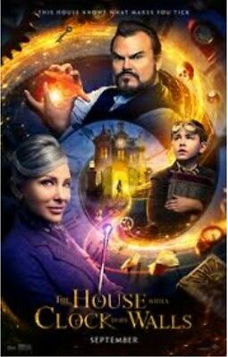Movie THE HOUSE WITH A CLOCK - NOT CODE - NOT DVD - Download link - Full HD