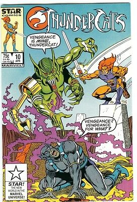 Thundercats #10 (Movie Coming Soon ) Nm Condition Combined Shipping L@@k!!!!!!!!