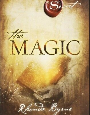The Magic By Rhonda Byrne Read on PC_SmartPhone_Tablet Cheapest on eBay (PDF)