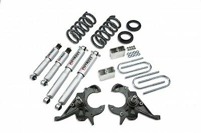 Belltech 632SP Stage 3 Lowering Kit w/Street Shocks