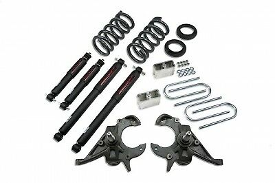 Belltech 632ND Stage 2 Lowering Kit w/Nitro Drop II Shocks fit GMC Jimmy