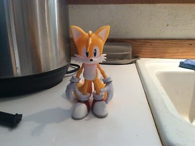 Tails the Fox toy/ Miles Prower from Sonic the Hedgehog figure